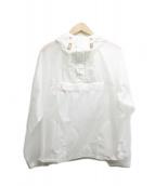 Battenwear(バテンウェア)の古着「PACKABLE ANORAK」 ホワイト