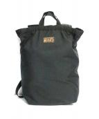 MYSTERY RANCH(ミステリーランチ)の古着「BOOTY BAG」|ブラック