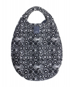 mina perhonen(ミナペルホネン)の古着「エッグバッグ」 ブラック