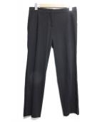 ETRO(エトロ)の古着「ジャージーテーパードパンツ」|ブラック