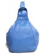 MANIUNO(マニウノ)の古着「2WAYショルダーバッグ」|ブルー