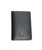 MONTBLANC(モンブラン)の古着「カードケース」|ブラック