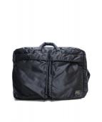 PORTER(ポーター)の古着「2WAYブリーフケース」|ブラック