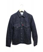OLDMANS TAILOR(オールドマンズテーラー)の古着「DENIM JACKET (RIGID)」|ブルー