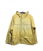 SIERRA DESIGNS()の古着「MOUNTAIN SHORT PARKA」|ベージュ
