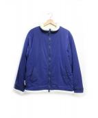 CITERA(シテラ)の古着「ボアフリースジャケット」|ブルー