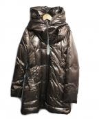 DAMA collection(ダーマコレクション)の古着「ダウンコート」 ブラウン