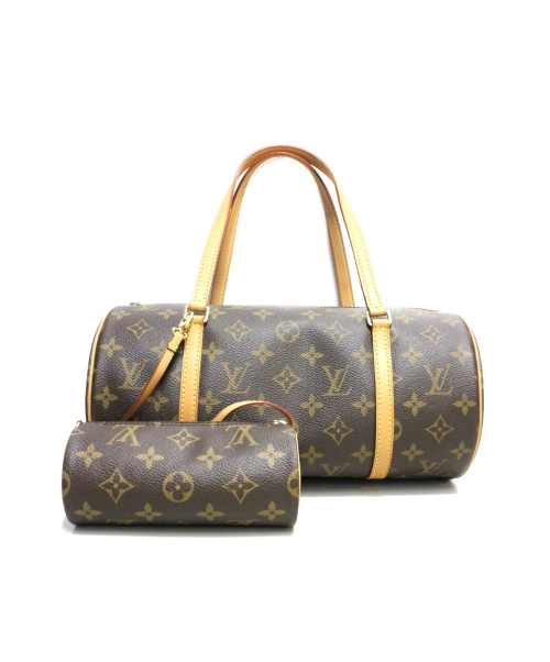 LOUIS VUITTON(ルイヴィトン)LOUIS VUITTON (ルイヴィトン) パピヨン30 ブラウン sp0093 M51385の古着・服飾アイテム