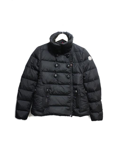 MONCLER(モンクレール)MONCLER (モンクレール) ダウンジャケット ブラック サイズ:00の古着・服飾アイテム
