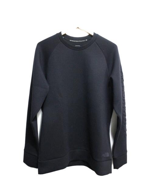 THE NORTH FACE(ザノースフェイス)THE NORTH FACE (ザノースフェイス) TECH AIR SWEAT ブラック サイズ:Lの古着・服飾アイテム