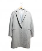 INDIVI()の古着「チェスターコート」|グレー