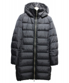 ANAYI(アナイ)の古着「ダウンコート」|ブラック