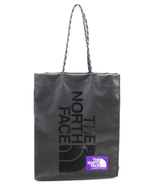 THE NORTHFACE PURPLELABEL(ザノースフェイスパープルレーベル)THE NORTHFACE PURPLELABEL (ザノースフェイスパープルレーベル) ショッピングバッグ ブラックの古着・服飾アイテム