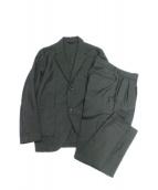 nestrobe confect(ネストローブ コンフェクト)の古着「モヘヤ混セットアップ」 ダークグリーン