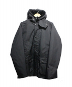 Barbour(バブアー)の古着「HOODED BEDALE SL PADDED」|ブラック