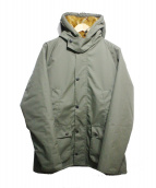 Barbour(バブアー)の古着「HOODED BEDALE SL PADDED」|グリーン