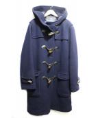 BURBERRY BLUE LABEL(バーバリーブルーレーベル)の古着「ダッフルコート」|ネイビー