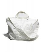 YAECA(ヤエカ)の古着「ツールバッグ」|ホワイト