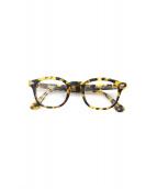 KANEKO OPTICAL(金子眼鏡)の古着「眼鏡」|ブラウン
