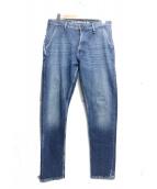 Denham(デンハム)の古着「デニムパンツ」|ブルー
