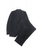 LITHIUM HOMME(リチウム オム)の古着「セットアップスーツ」|ブラック