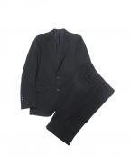 LITHIUM HOMME(リチウムオム・ファム)の古着「セットアップスーツ」|ブラック