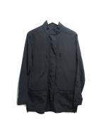 BURBERRY(バーバリー)の古着「ナイロンジャケット」|ブラック