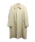 Burberrys(バーバリーズ)の古着「ライナー付バルマカーンコート」|ベージュ