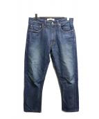 JUNYA WATANABE CDG(ジュンヤワタナベコムデギャルソン)の古着「デニムパンツ」|ブルー