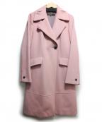 ReFLEcT(リフレクト)の古着「チェスターコート」|ピンク