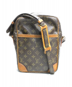 LOUIS VUITTON(ルイヴィトン)の古着「ダヌーヴ」|ブラウン