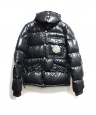 MONCLER (モンクレール) K2ダウンジャケット ブラック