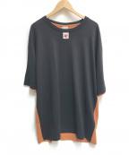 CRAIG GREEN(クレイグ グリーン)の古着「60'S VINTAGE PRINT T-SHIRT」|ブラック