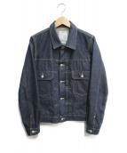 ()の古着「Social Sculpture 101 Jacket」|ブルー
