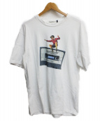 UNDERCOVER(アンダーカバー)の古着「Graphic Tee」 ホワイト