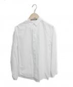SOFIE DHOORE(ソフィードール)の古着「タイプライターシャツ」|ホワイト