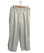 ()の古着「CN BIO CLASSIC TAPERED PANTS」|サックスブルー