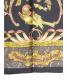 HERMES (エルメス) カレ90 ブラック×ブラウン:19800円