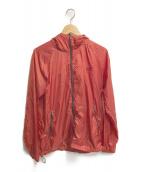 ()の古着「コンパクトジャケット」|オレンジ
