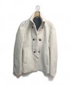 kiryuyrik(キリュウキリュウ)の古着「ナポレオンジャケット」|ホワイト
