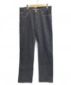 PHIGVEL(フィグベル)の古着「CLASSIC BLACK JEANS」|インディゴ