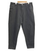 ()の古着「TYPE 3 LEANデニムパンツ」|ブラック