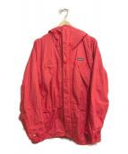 ()の古着「ストームジャケット」|レッド×ブルー