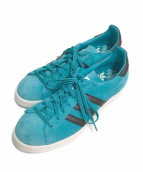 adidas(アディダス)の古着「ローカットスニーカー」|ブルー