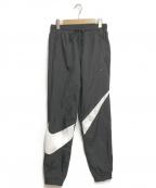 NIKE()の古着「HBR STMT WOVEN PANTS」 ブラック