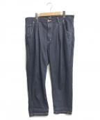 glamb(グラム)の古着「デニムパンツ」|インディゴ