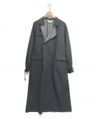 SUNSEA()の古着「Water Proof COLUMBO Coat」|ネイビー