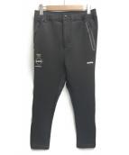 F.C.R.B.(エフシーアールビー)の古着「COCA-COLA PDK PANTS」 ブラック