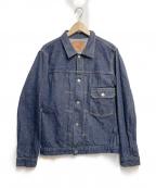 TCB jeans(ティーシービー ジーンズ)の古着「1st Type TCB 30's Jacket」|インディゴ