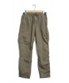 ()の古着「TYPEWRIETR NEW YORKER PANTS」|ブラウン
